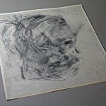Lunatic 04 art print